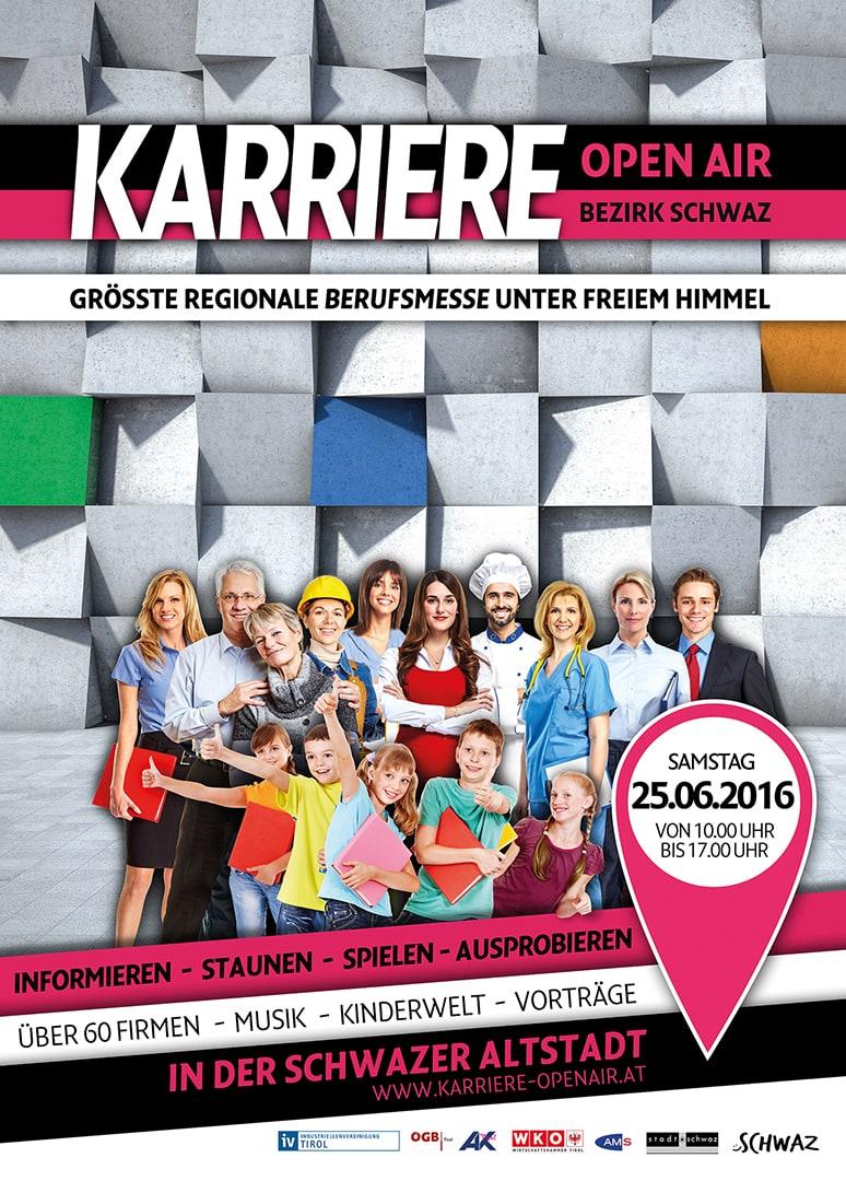 Tiroler Steinölwerke am Karriere Open Air in Schwaz @ Schwaz | Tirol | Österreich