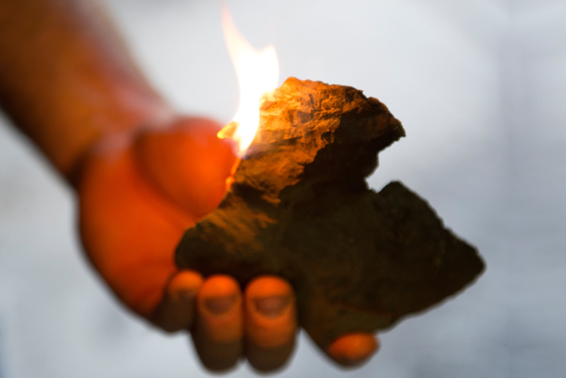 Der Brennende Stein